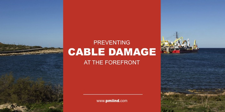 subsea cable damage