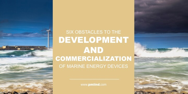 marine energy devices