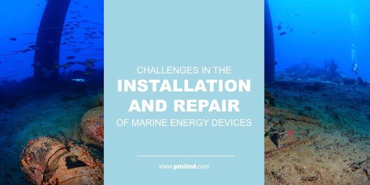 marine energy devices