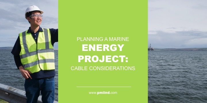 marine energy project