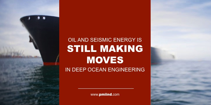 oil and seismic