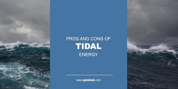 pros cons tidal energy