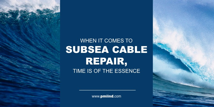 subsea cable repair