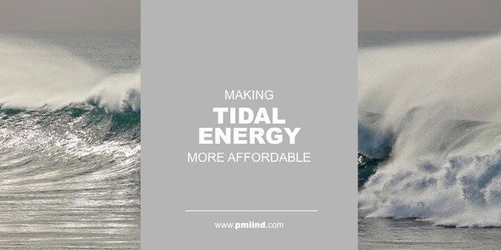 tidal energy affordable